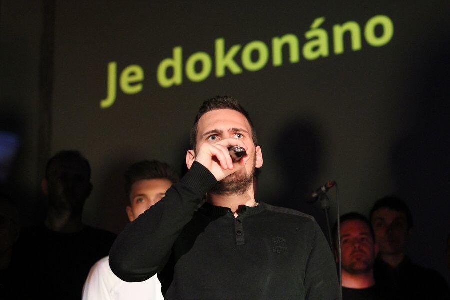 Ecce Homo - Luhačovice - 18. 3. 2016